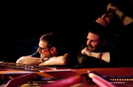 Acs, a Teramo il grande jazz di Bosso e Mazzariello