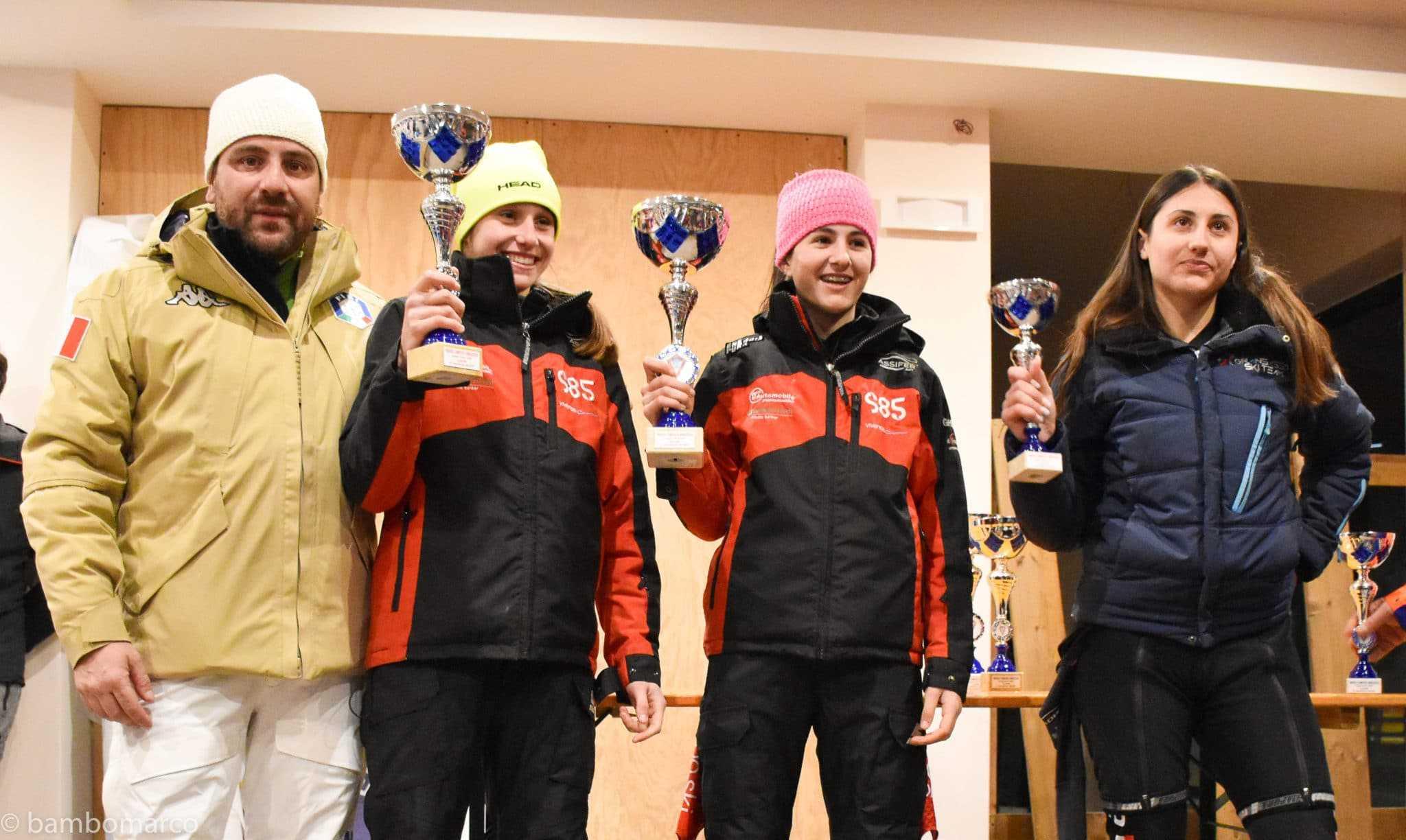 Sport invernale, prima gara della stagione in Abruzzo