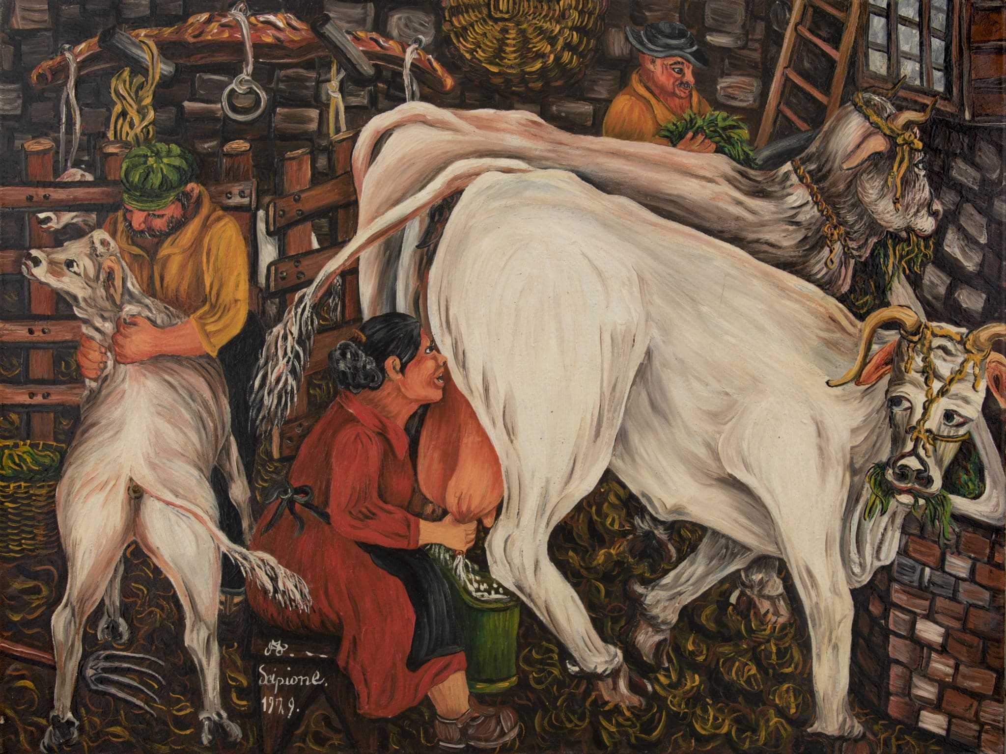 Fondazione Tercas, la mostra di Annunziata Scipione chiude domenica 19 gennaio: oltre 2.500 i visitatori