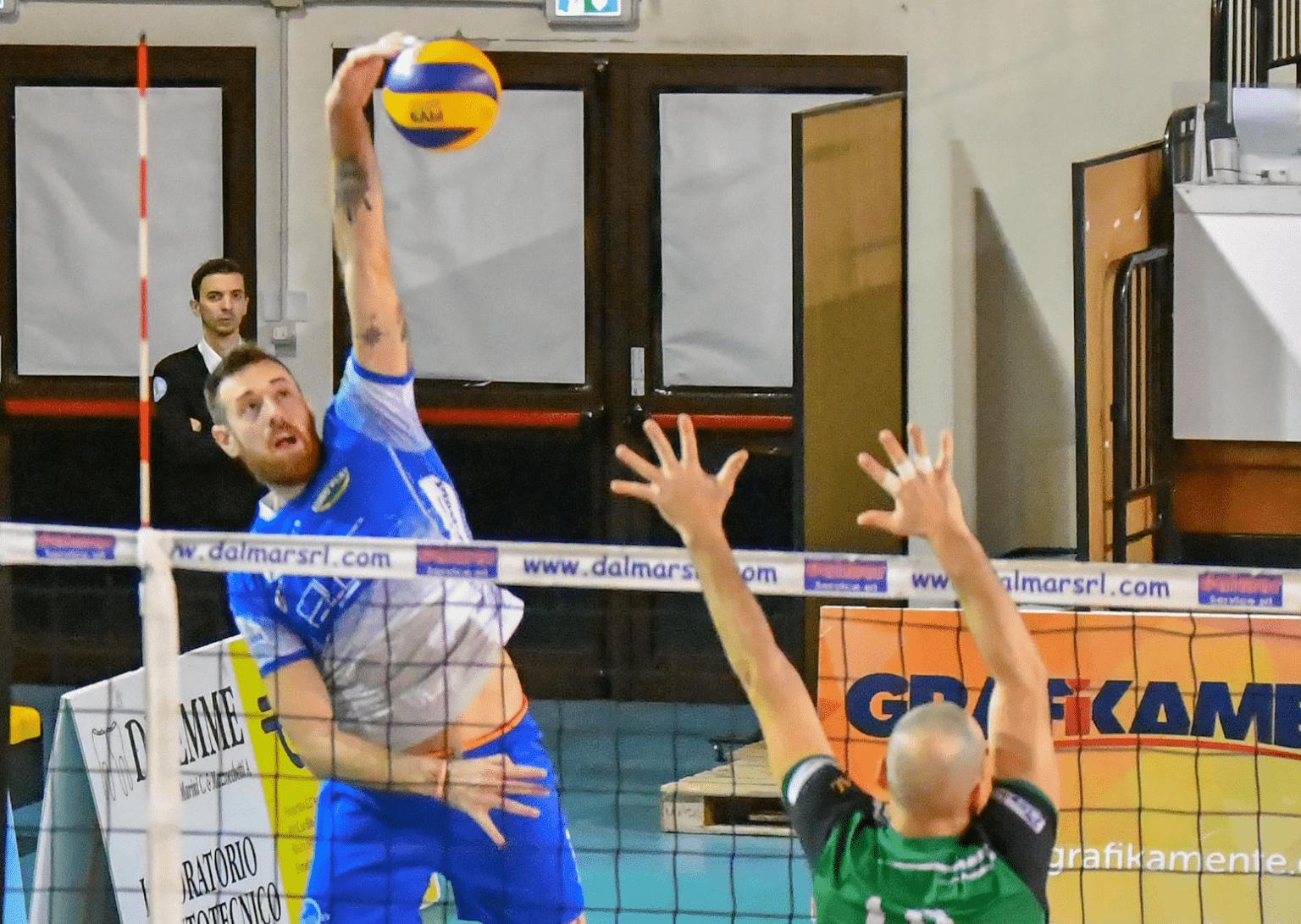 Volley, il grido di allarme delle società e della Lega