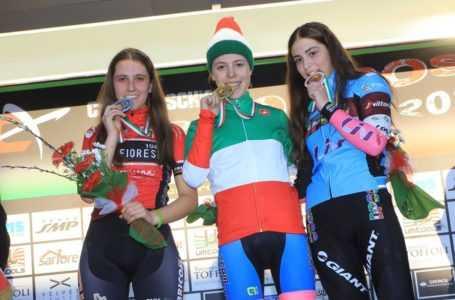 Abruzzo protagonista a Schio nel Tricolore di ciclocross con Eleonora Ciabocco, Lorenzo Masciarelli e Gaia Realini