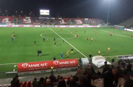 VIDEO   Calcio C, il Teramo fa tris di vittorie: abbatte sia il Catanzaro (1-0) che la tradizione avversa