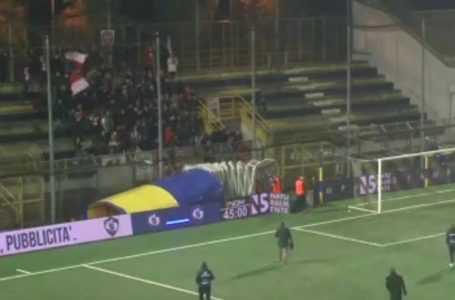 Calcio C, la Cavese fa festa (1-0) nella sterilità di un Teramo solo bello a vedersi