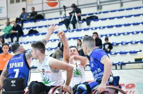 Basket in Carrozzina, l'Amicacci regola Sassari e agguanta le Final Four
