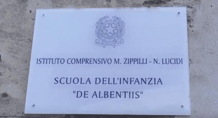 Covid, due positivi alla De Albentiis: chiuso il plesso di via del Baluardo
