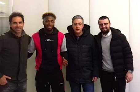 Calcio C, dall'Agnonese il Teramo ingaggia il 19enne terzino Salim Diakite