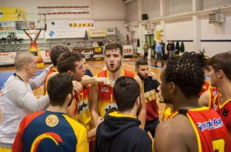 Basket B,seconda vittoria consecutiva per la Globo Giulianova