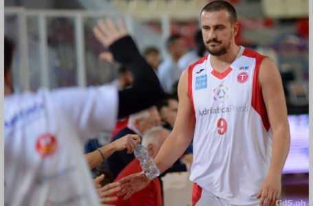 """Basket B, l'Adriatica Press Teramo perde 62-66 il """"quasi derby"""" contro la Virtus Civitanova"""