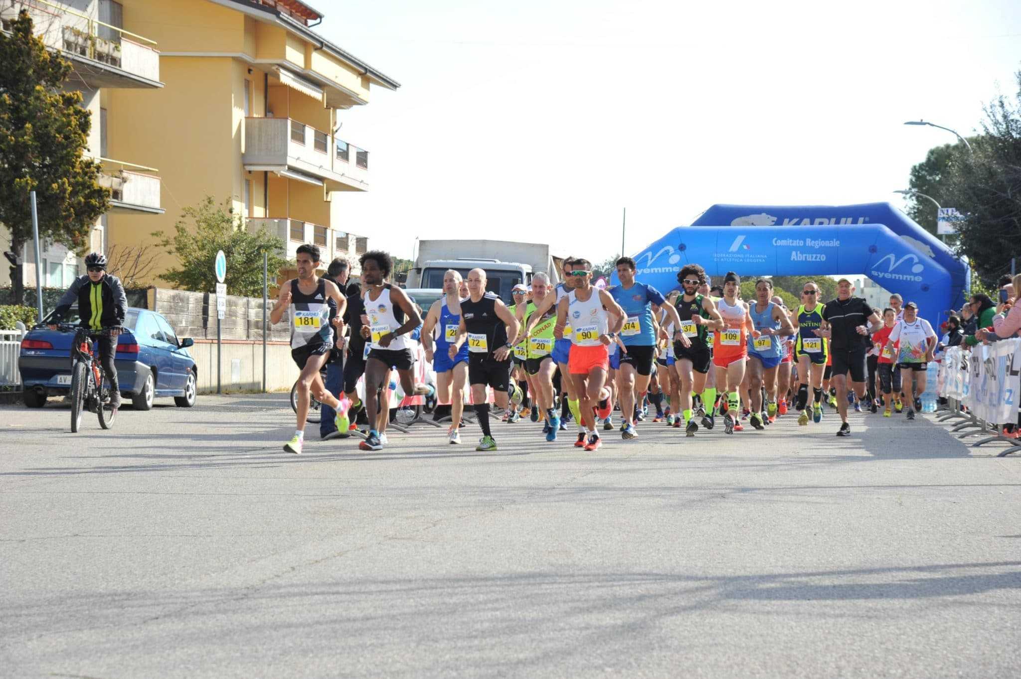 Trofeo Città di Martinsicuro, appuntamento al 15 marzo con la stagione podistica