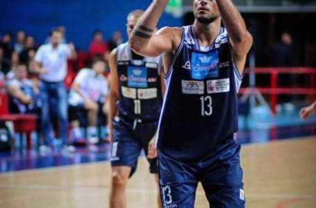 Basket B, l'Adriatica Press Teramo ingaggia il centro Lorenzo Bruno
