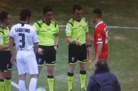 Calcio C, Teramo meritatamente corsaro in Sicilia (0-1): decide Magnaghi