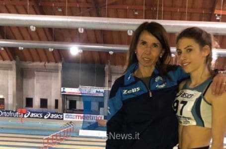 """Atletica, veloce 7""""73 di Giorgia Tedeschi sui 60 metri. Bene Bilanzola e Marchetti"""