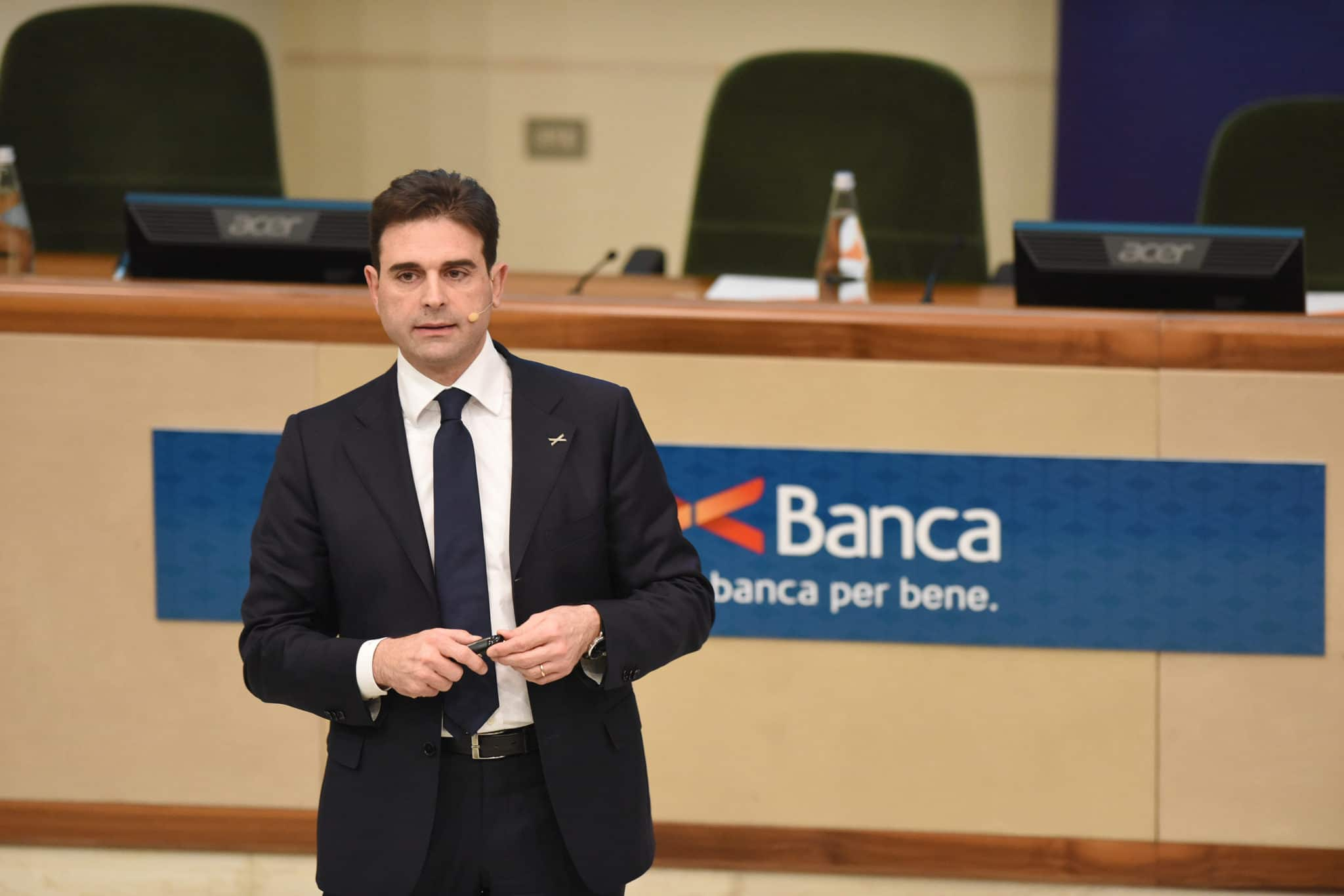 UBI Banca, nel 2019 erogati in Abruzzo finanziamenti per 200 milioni di euro, di cui 128 milioni alle imprese