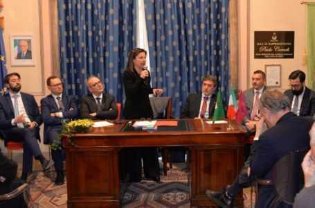 VIDEO | Barriere A14 e Ss 16, Ministro De Michelli rassicura i Sindaci ma questione rimane aperta