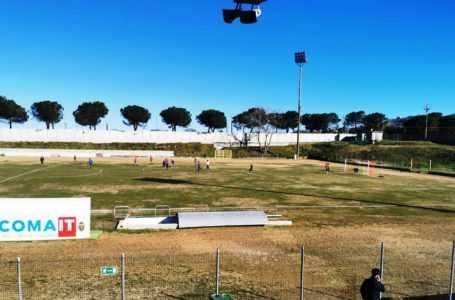 Alba Adriatica, le condizioni impietose del campo sportivo