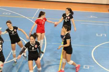 Volley C donne, la Futura Volley riceve Vasto per la prima di ritorno
