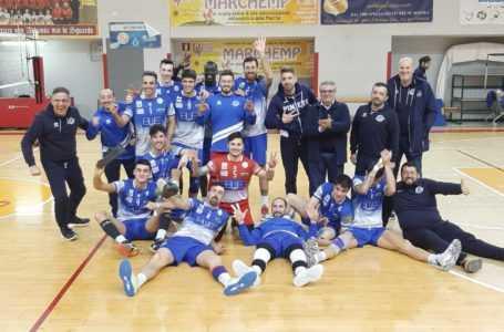Volley, la Blueitaly si riscatta: vittoria netta ad Osimo