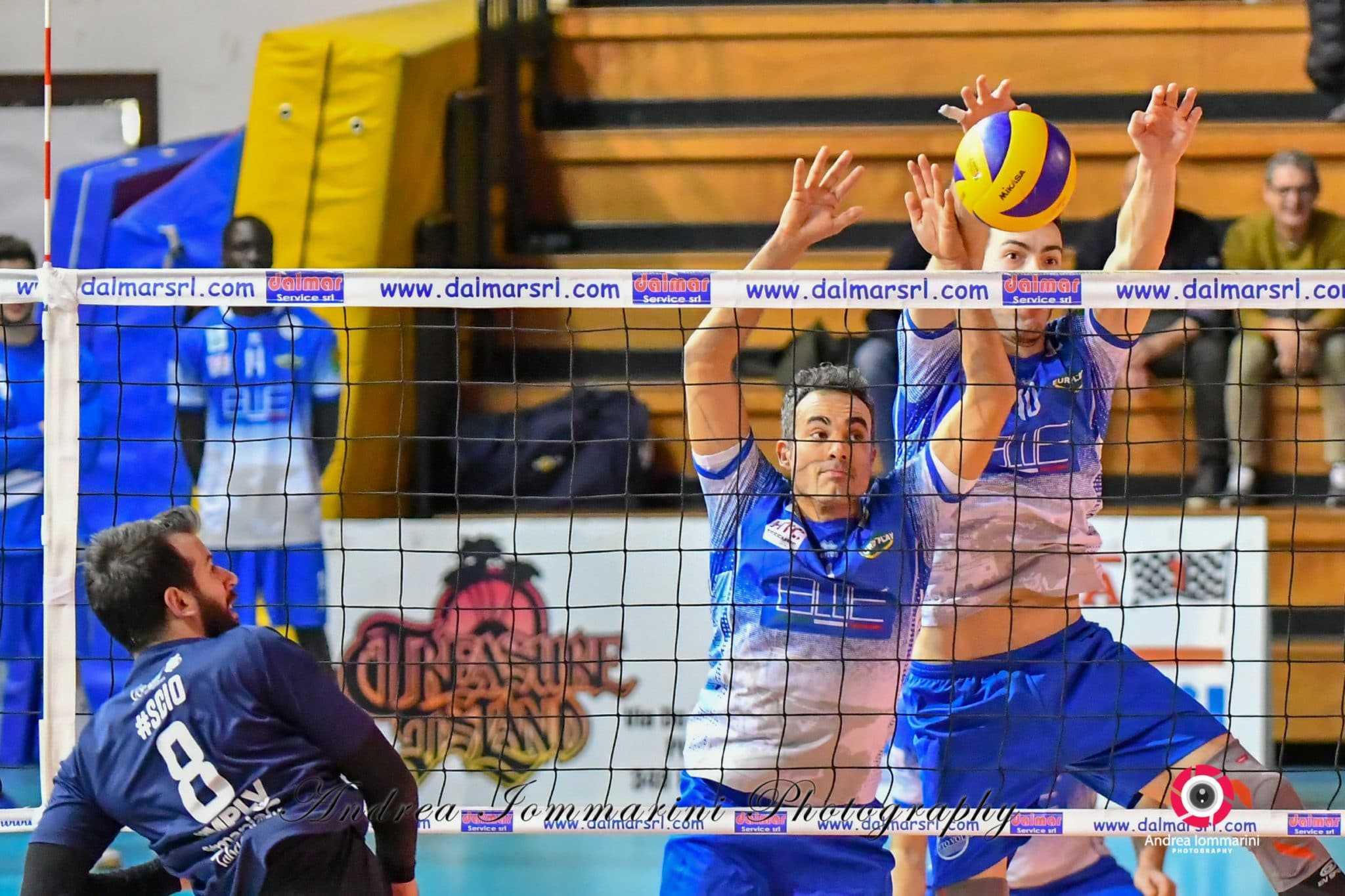 Volley, la Blueitaly supera Turi apre con una vittoria il girone di ritorno