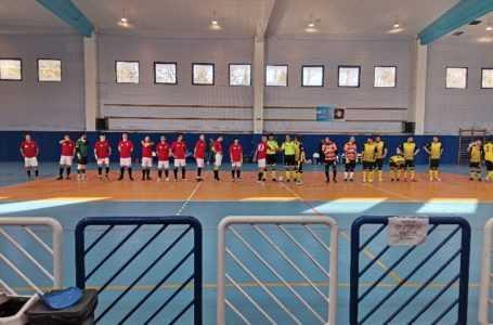 Calcio a 5, la Lisciani cade di fronte alla capolista: il Magnificat espugna Torricella 8-1!