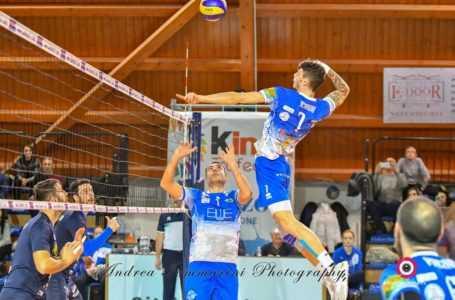 Volley, la Blueitaly Pineto è chiamata alla dura prova di Osimo