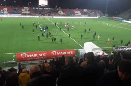 VIDEO | Calcio C, il Monopoli passeggia a Teramo (0-3) sui resti della Caporetto di Tedino