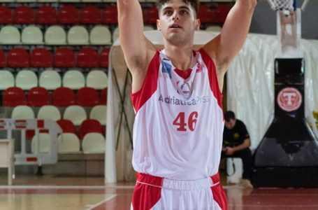 Basket B, il Teramo lotta ma perde il derby con il Giulianova