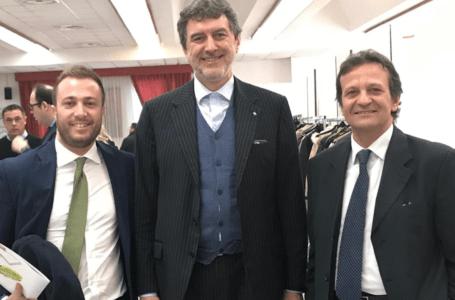 Giulianova e il Bike to Coast: il Sindaco Costantini incontra il Governatore Marsilio