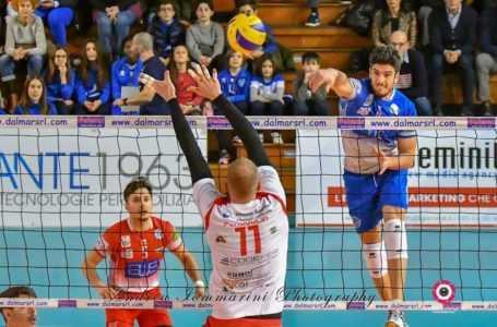 Volley, al PalaVolley è grande match tra Pineto e Macerata