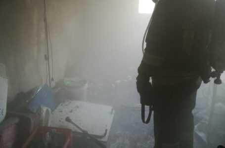 FOTO   Giulianova, incendio in un appartamento in via Sabotino: salva una famiglia di 4 persone