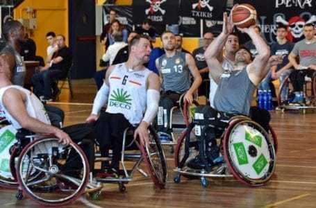 Basket, l'Amicacci Giulianova è nella fase finale di Europaleague 1