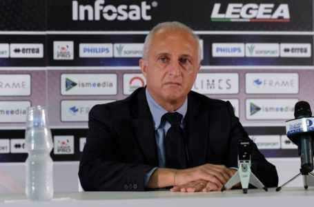 """VIDEO   Teramo calcio, Cetteo Di Mascio ha diretto la prima seduta al """"Bonolis"""": le dichiarazioni"""