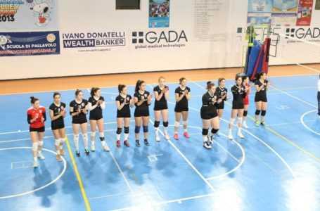 Serie C, la Futura Volley Teramo ed un sabato no: la capolista Pescara vince 3-0!