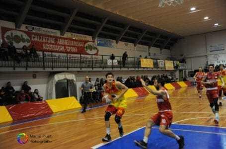 Basket B, la Globo Giulianova schianta la corazza Rimini (80-64)