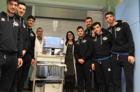 Sport e salute, la Bluetaly Pineto parte di uno studio per valutare alterazioni capillaroscopiche nei giocatori di pallavolo