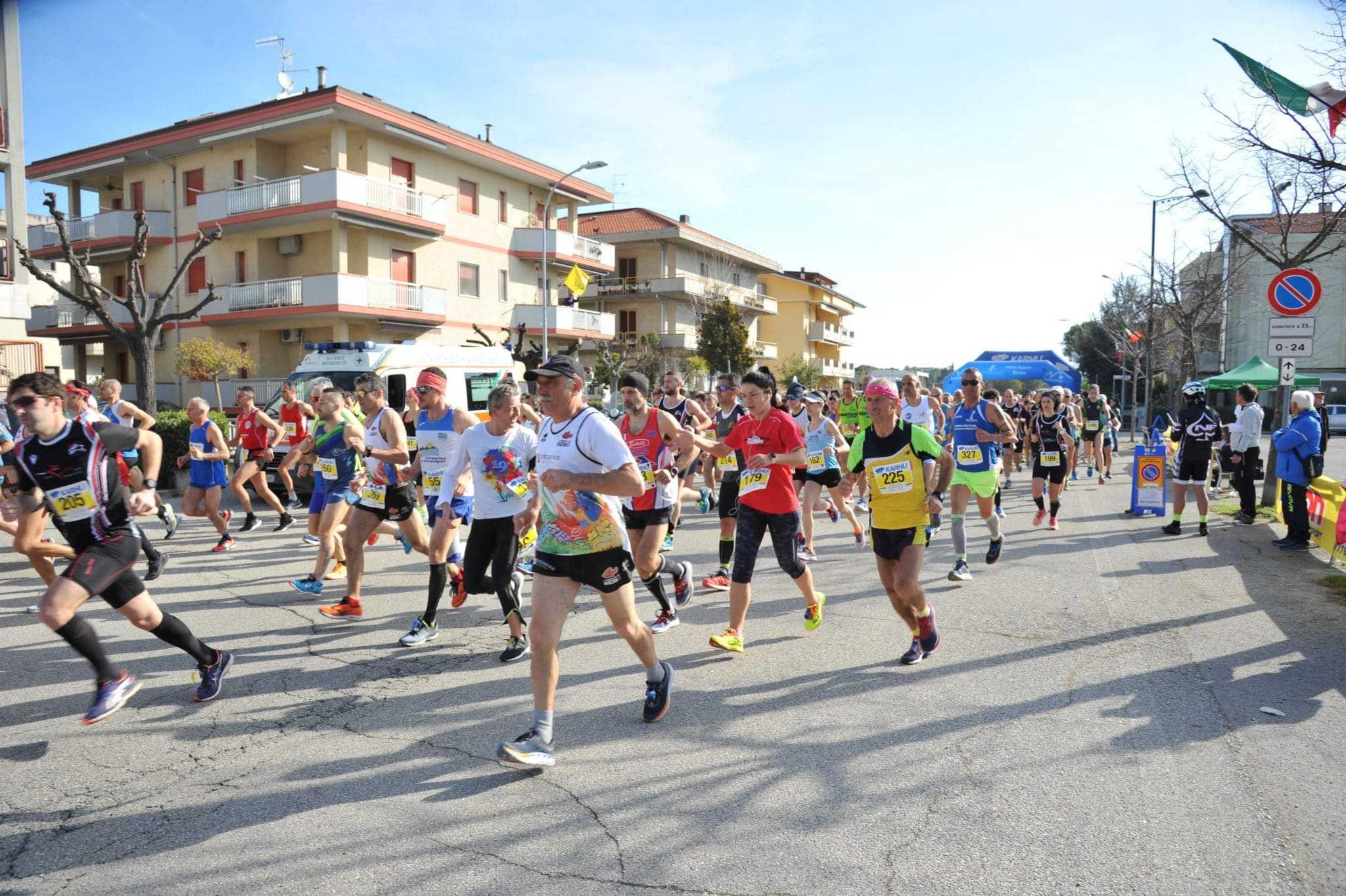 """Podismo, tutto pronto per la 19esima edizione del """"Trofeo Città di Martinsicuro"""""""