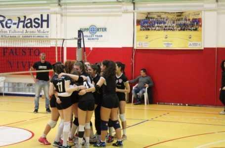 Serie C, la Futura Volley Teramo ribalta Nereto e torna a vincere (1-3)