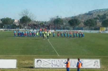 Calcio D, perde a Pineto il S.N. Notaresco (2-1) ed il campionato si riapre
