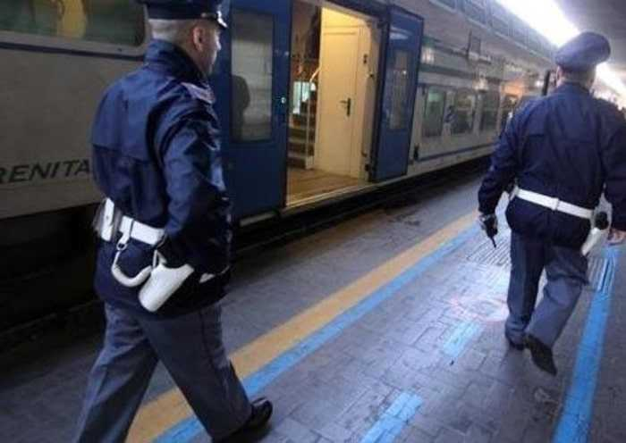 Un arrestato, 3 indagati e oltre 2.300 persone controllate, il bilancio Polfer dell'ultima settimana