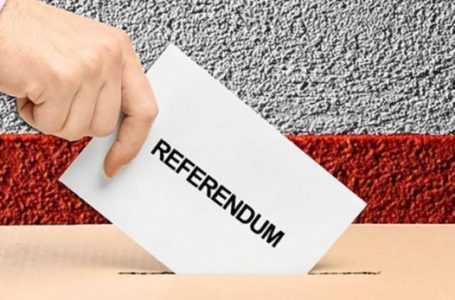 Referendum, abruzzesi alle urne per taglio parlamentari