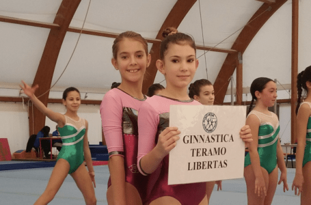 Ginnastica Teramo Libertas, continuano i successi nei campionati regionali di artistica maschile e femminile | FOTO