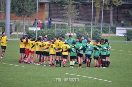Rugby, sospesa definitivamente la stagione 2019-2020 in Abruzzo