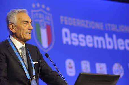 Calcio, Gabriele Gravina rieletto presidente della FIGC