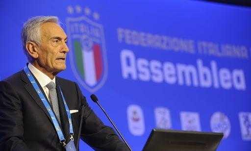 """Calcio, Gravina ringrazia Poste Italiane: """"…adesso pensiamo ai Mondiali"""""""