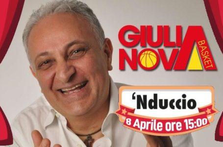 Coronavirus, il Giulianova Basket e 'Nduccio assieme per la solidarietà