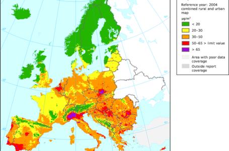 Inquinamento aria e Covid-19: quale ruolo per diffusione contagio?
