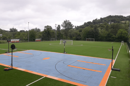 Basketball Teramo, riaperti i centri sportivi Campo della Cona e Palestra San Gabriele