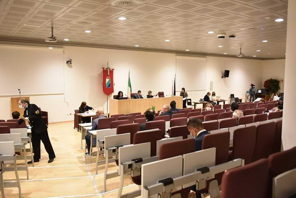 Consiglio regionale d'Abruzzo: i lavori odierni