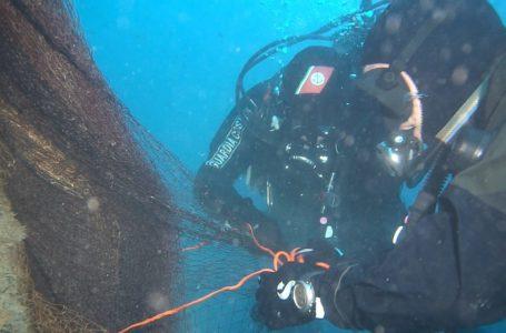 Operazione Spazzamare, anche la Guardia Costiera di Giulianova impegnata nella giornata di pulizia dei fondali