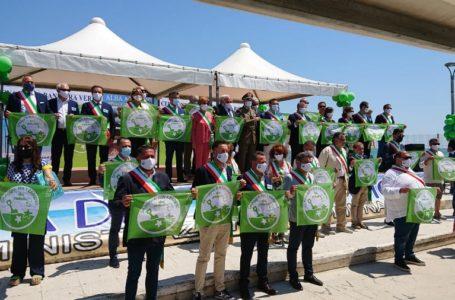 Silvi riconquista la Bandiera Verde per l'anno 2020