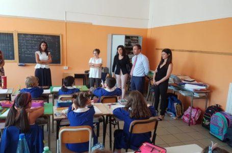 Scuola, il saluto di fine anno del Sindaco di Giulianova e dell'assessore Verdecchia